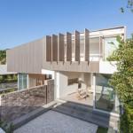 Terrasse - Surélévation - Balmain-Houses-Benn et Penna - Australie