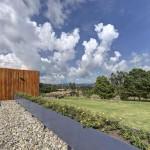 terrasse toiture - Casa VR - Elias Rizo Architecte - Tapalta - Mexique