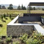 terrasse toiture et jardin - Casa VR - Elias Rizo Architecte - Tapalta - Mexique