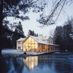 Vue sur la crique  -  The-Floating Farmhouse par Givonehome