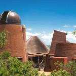 Tourelle extérieure - Réserve Léobo - Rech et Cartens Architects - Afrique du Sud