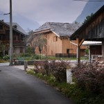 Villa solaire - Jérémie Kœmpgen - Morzine - France