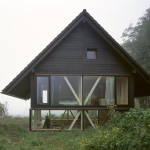 vue arrière - Pascal Flammer Architekten- Balsthal - Suisse