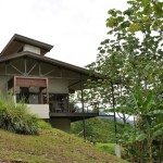 vue côté - casa williamson - foro - costa rica