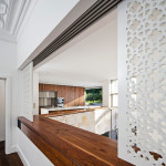 Vue cuisine - Honiton Residence - MCK Architects - Australie