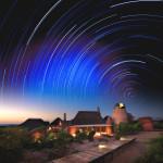Vue de nuit - Réserve Léobo - Rech et Cartens Architects - Afrique du Sud