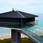 vue extérieure  - Bluewave- F2 architecture - Australie