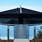 vue extérieure et pont - Bluewave- F2 architecture - Australie