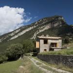 vue extérieure - rénovation - maison traditionnelle - El Bosquet  - espagne - photos Aleix Bagué
