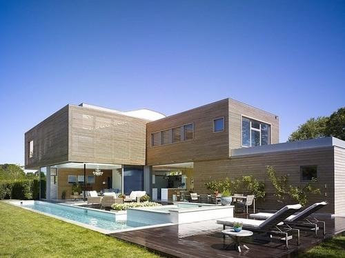 Maison contemporaine par austin patterson disston architects les hamptons usa construire - Maison s par domenack arquitectos ...