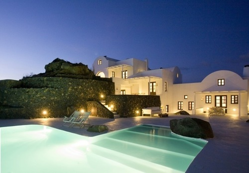 Vacances Aenaon Villas 238 Le De Santorini Gr 232 Ce