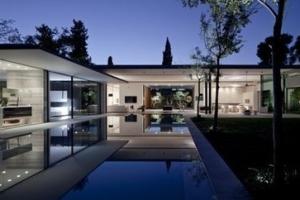Pitsou kedem architects construire tendance - La contemporaine villa k dans les collines de nagano au japon ...