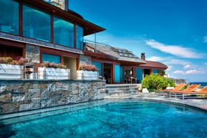 Machado blake design construire tendance - La contemporaine villa k dans les collines de nagano au japon ...