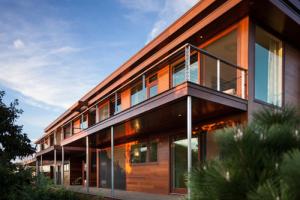 Jill neubauer architects construire tendance - Maison contemporaine en beton karaka bay en nouvelle zelande ...