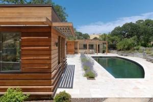 Maccracken architects construire tendance - Maison contemporaine en beton karaka bay en nouvelle zelande ...