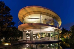 Vs arquitectos construire tendance - La contemporaine villa k dans les collines de nagano au japon ...