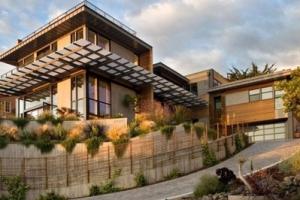 Onion flats construire tendance - La contemporaine villa k dans les collines de nagano au japon ...