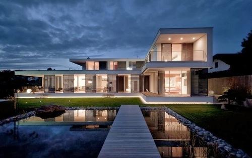 Haus Sk Par Two In A Box Architekten Zt Gmbh Autriche