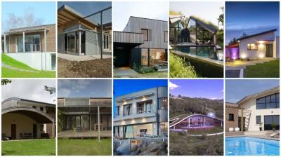 10 maison contemporaines écologiques