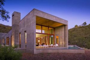 Shubin donaldson architects construire tendance - La contemporaine villa k dans les collines de nagano au japon ...