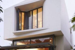 Hyla architects construire tendance - La contemporaine villa k dans les collines de nagano au japon ...