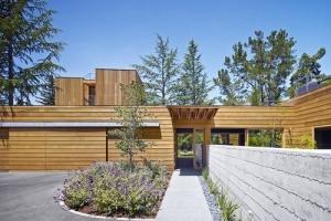Dan spiegel architect construire tendance - La contemporaine villa k dans les collines de nagano au japon ...