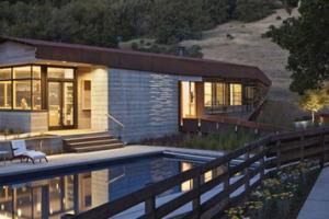 Schwartz and architecture construire tendance - La contemporaine villa k dans les collines de nagano au japon ...
