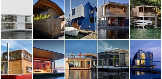 10 maisons flottantes originales construire tendance for Construire une maison flottante