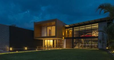 ALD House par Space Mexico - Cuernavaca, Mexique