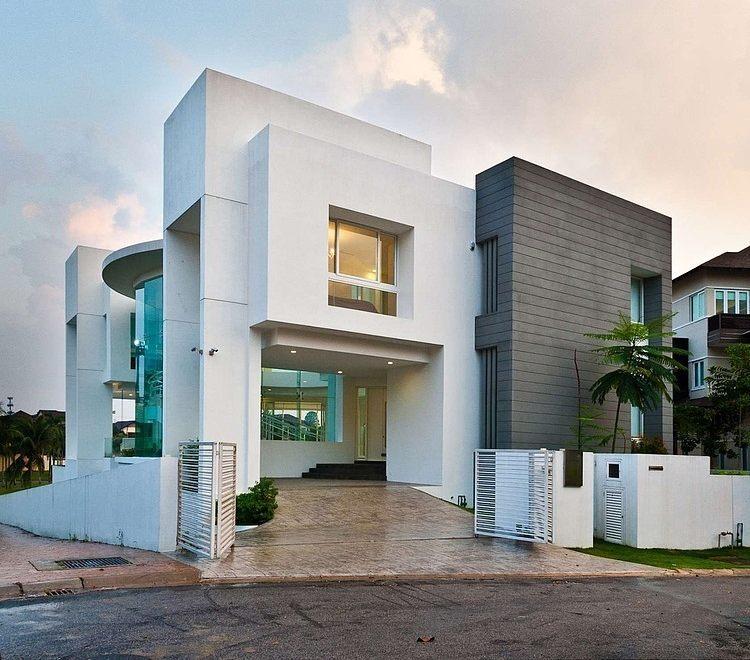 Design collective architects construire tendance - La contemporaine villa k dans les collines de nagano au japon ...