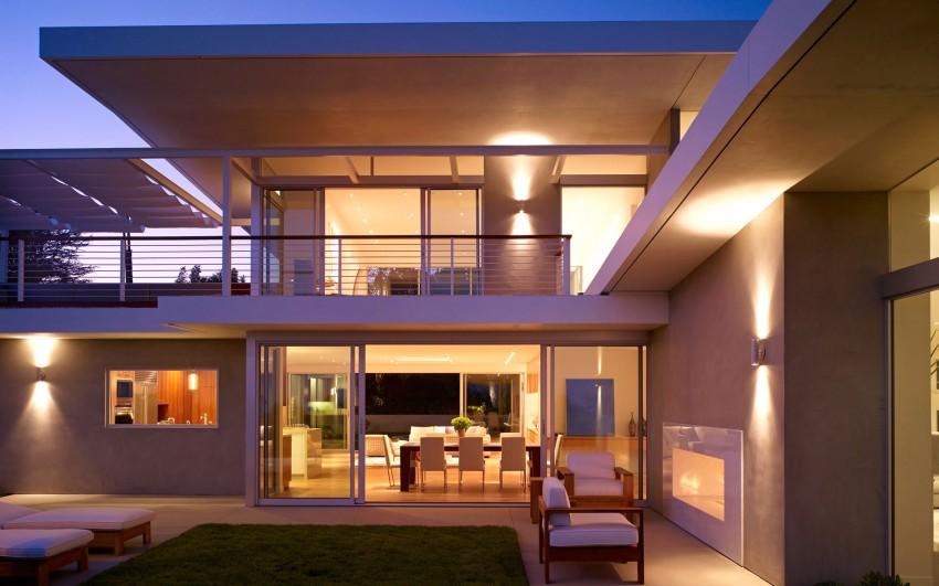 Montalba architects construire tendance - La contemporaine villa k dans les collines de nagano au japon ...