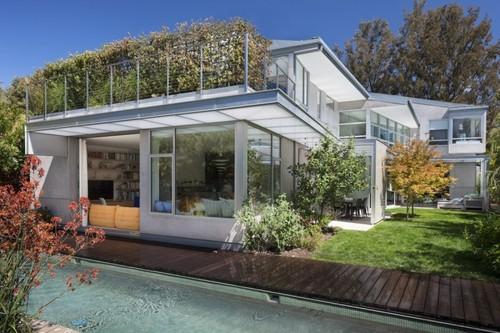 georgina residence par moore ruble yudell santa monica californie usa construire tendance. Black Bedroom Furniture Sets. Home Design Ideas