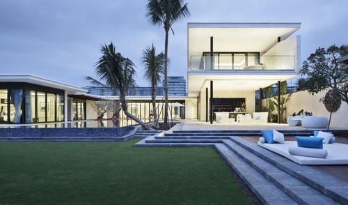10 Best House Plans Of August 2017: Lingshui, Hainan, Chine