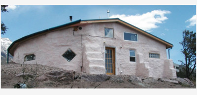 maison earthbag