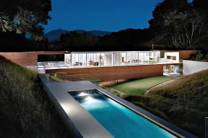 Natoma architects construire tendance - La contemporaine villa k dans les collines de nagano au japon ...