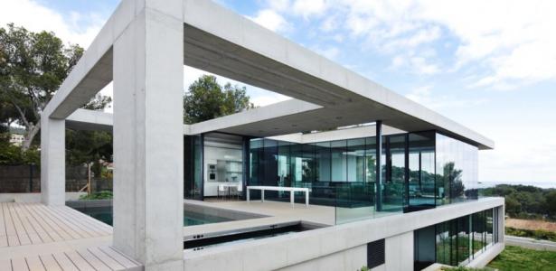 House in costa d en blanes par sct estudio de arquitectura - Villa de luxe minorque esteve estudio ...