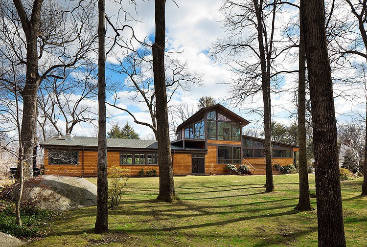 Mamaroneck Residence par Stephen Moser Architect - Usa | Construire ...