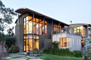 Wa design construire tendance - La contemporaine villa k dans les collines de nagano au japon ...