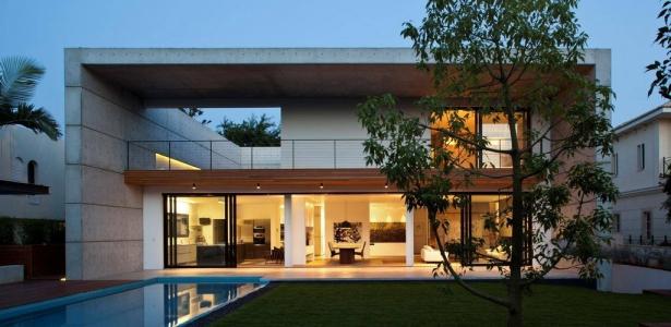 House 6 par pitsou kedem architects ramat hasharon - La contemporaine residence de plage las palmeras ...