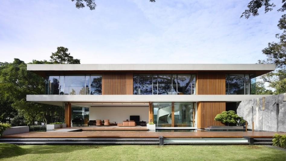 65BTP-House par ONG&ONG Pte Ltd - Singapour | Construire Tendance
