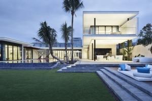 Modern construire tendance part 26 - La contemporaine villa k dans les collines de nagano au japon ...