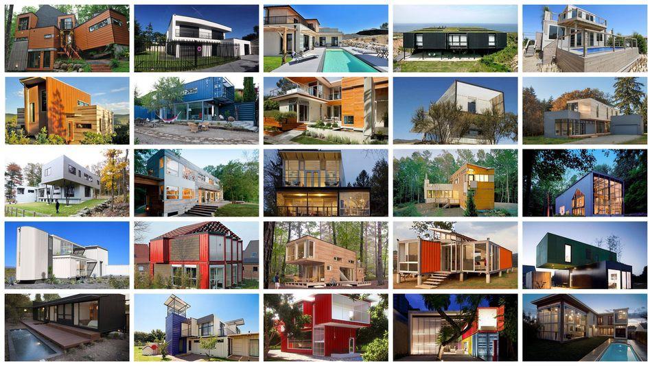 25 maisons container au design contemporain | Construire ...