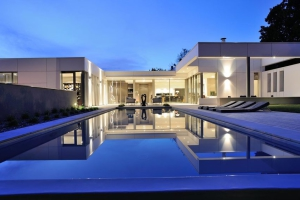 Laurent guillaud lozanne construire tendance - La contemporaine villa k dans les collines de nagano au japon ...