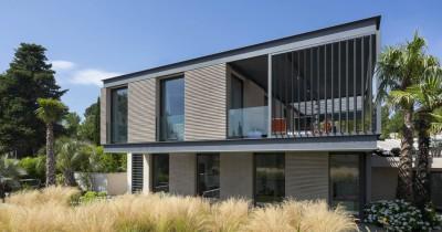 Maison H3 par Vincent Coste - St-Tropez