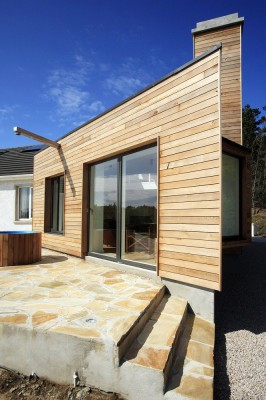 Drumnacraig Extension par MacGabhann Architects - Donegal, Ireland -  Photo Paul McGuicken
