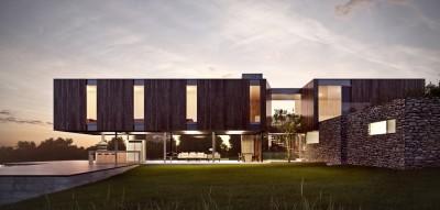 MM house par Sergio Sampaio - Brésil