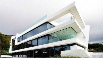 Weave-House par A-cero - Barcelone