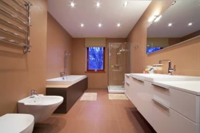Une salle de bains écolo