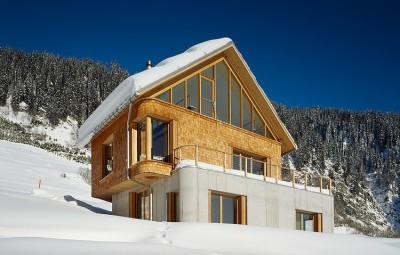 panix retreat par Drexler-Guinand-Jauslin-architekte