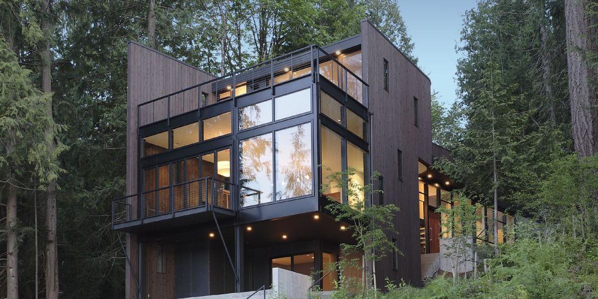 maison bois 3 niveaux